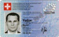 Carte Identite Suisse.Carte D Identite Passeport Suisse Habitants Office